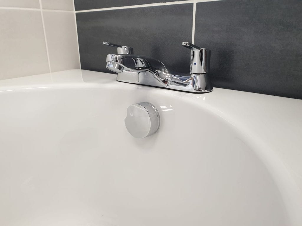 New Combi Tap Fitted