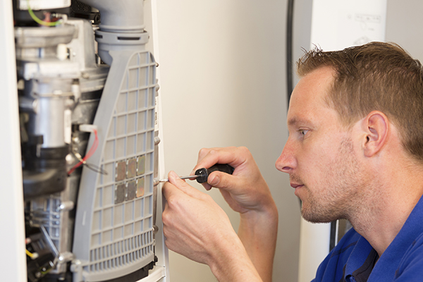 Boiler servicing and maintanance